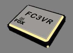 кварцевые кристаллы – серия FC3VR Leo от Fox / Abracon