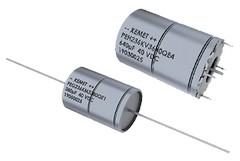 отрасли алюминиевые электролитические конденсаторы Kemet
