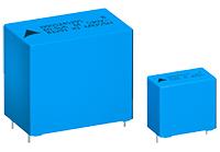 Компактные пленочные конденсаторы серии X1