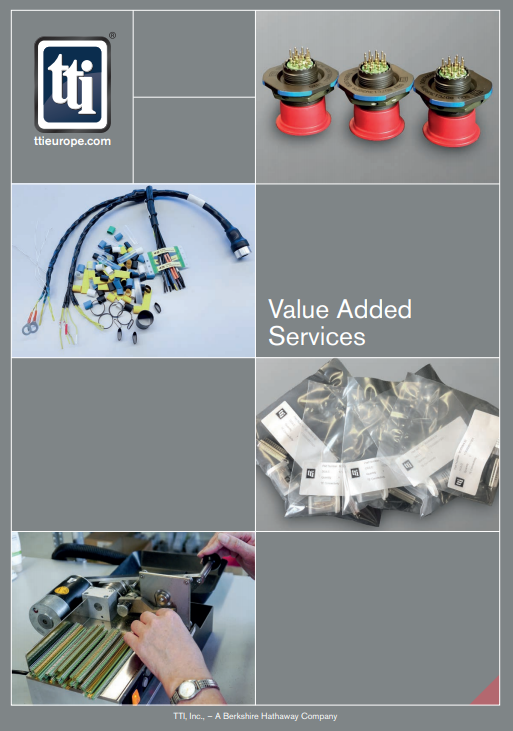 TTI Value Added Assembly and Connector Solutions