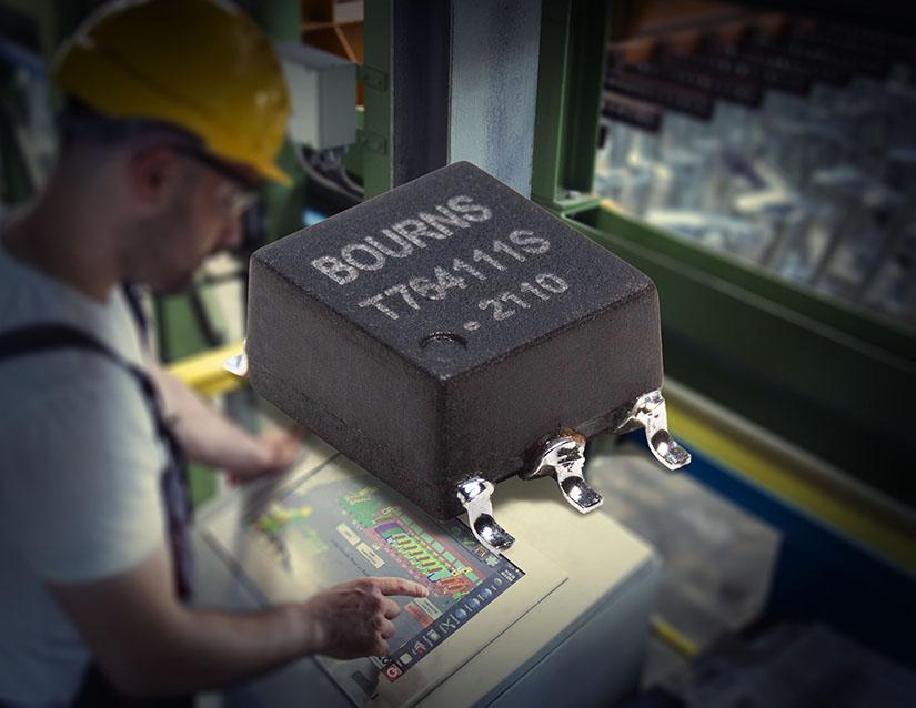 Трансформаторы Bourns PAD00x-T764 для DC-DC преобразователей