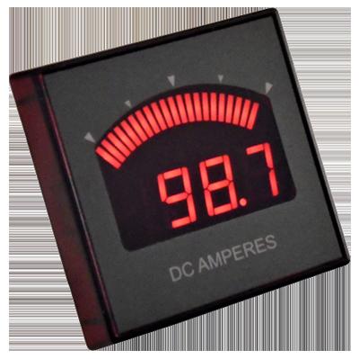 Цифровые панельные измерительные приборы серии DMR35 от Murata Power Solutions
