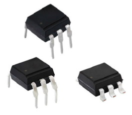 VOH1016A Series 1 MBd High Speed Optocouplers